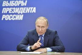 Rusko v protiútoku. Američané prý zasahují do jeho prezidentských voleb