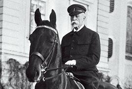 Deset mužů z Hradu: Tomáš Garrigue Masaryk chtěl prezidentský systém podle…