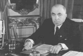 Deset mužů z Hradu: Emil Hácha, symbol zrady a kolaborace