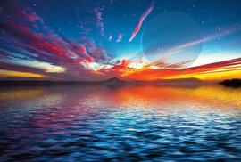 Vodní světy: Fantastický svět planet bez kontinentů