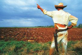 """Na hlavě sombrero a v ústech doutník. To jsou kubánští """"los vaqueros"""""""