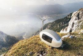 Bydlení v chytré kapsli. Technologie přinášejí komfortní stavby nezávislé na…
