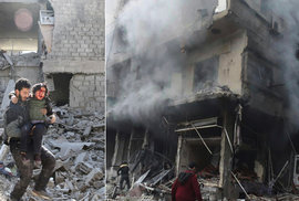Skutečné peklo na zemi: Nejvyšší počet obětí za posledních pět let, bombardování…