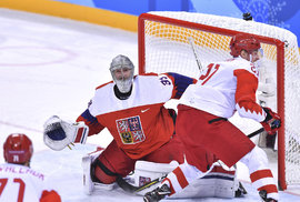 Česko vs. Rusko 0:3. Přímý přenos hokejového semifinále na olympiádě jsme sledovali …