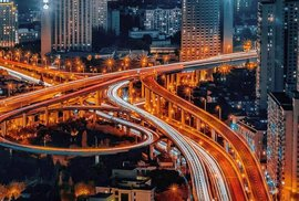 Čínská Šanghaj: Bouřlivě se rozvíjející nový pupek světa na úchvatných fotografiích