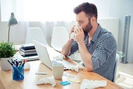 Chřipková epidemie: Kolektivní nemocenská vina?