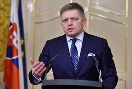 Fico nabídl demisi vlády, odmítá ale předčasné volby. Premiér musí být z jeho…