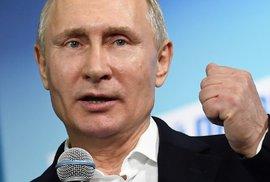 """Vladimir Putin splnil plán. Podvody u voleb byly součástí soutěžení o """"nejlepší"""" …"""