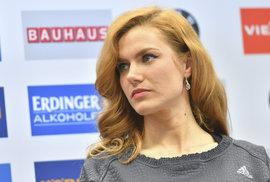 Biatlonistka Koukalová: Kdyby mi dovolili odpočívat, měla bych šanci na olympiádu…