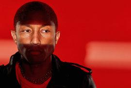Produkuje filmy a navrhuje módu. 5 věcí, které nevíte o Pharrellu Williamsovi