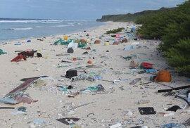 Obří skládka v Tichém oceánu. Podívejte se na kdysi krásný ostrov, který je zničený…