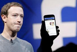 Zuckerberg jde přes mrtvoly. Facebook ukládá úplně všechno, šel i po datech z…