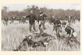 """První """"imperialistická"""" válka: Před 120 lety vyhlásily Spojené státy Španělsku…"""
