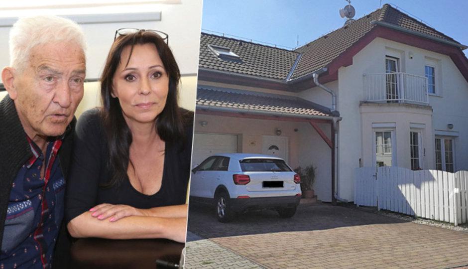 Jak bydlela Heidi Janků s manželem Ivo Pavlíkem (†84)? Ukázali dům za 13 mega!