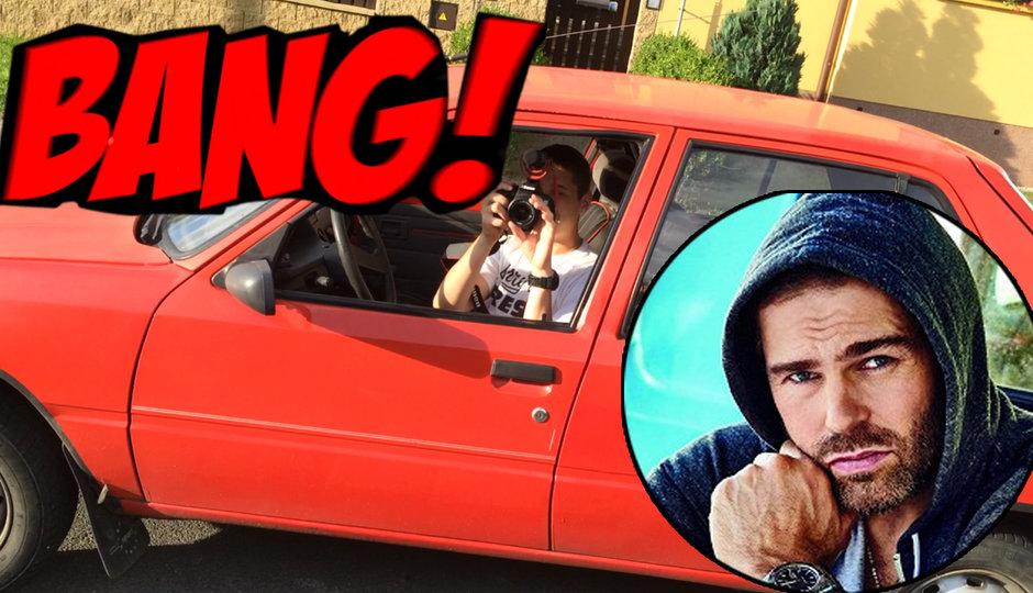 Bang!: Jágr už nezvládl nájezd fotografů! Neuvěříte, co jednomu z nich udělal!