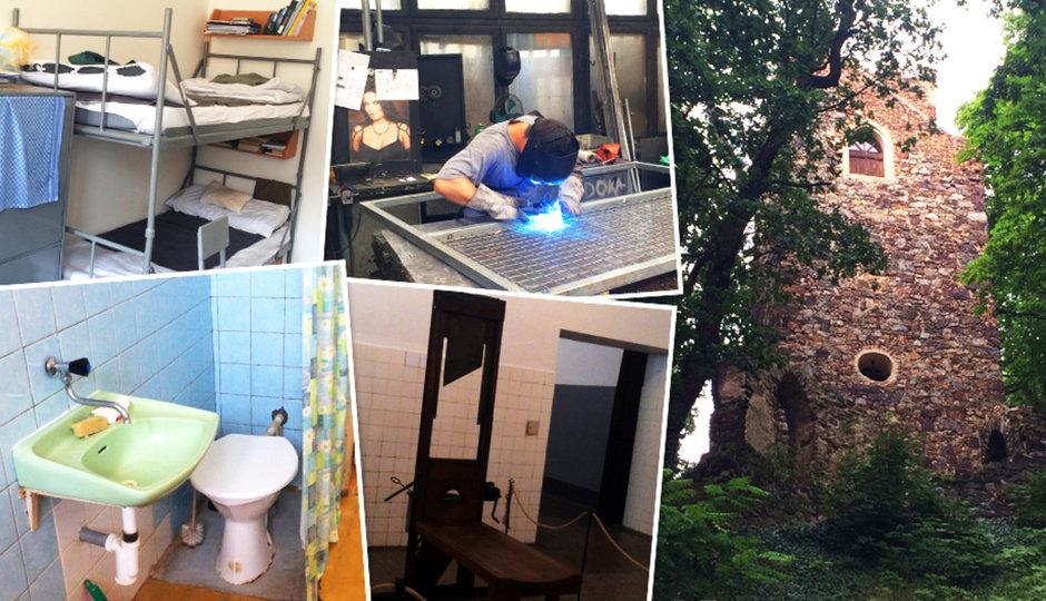 Pronikli jsme do věznice Pankrác! Jak si tam žijí? A rozhledna v Praze, z níž není vidět