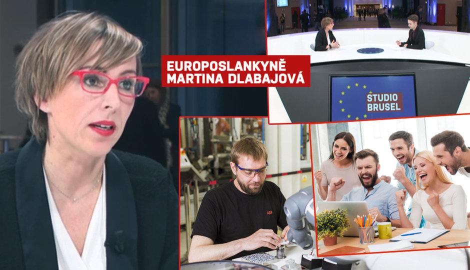 Pětina mladých Evropanů nepracuje. Firmy se musí zapojit do jejich výchovy, říká Dlabajová