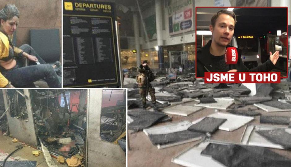 Brusel rok poté: Natáčeli jsme na místech, kde islamisti zabili 35 lidí