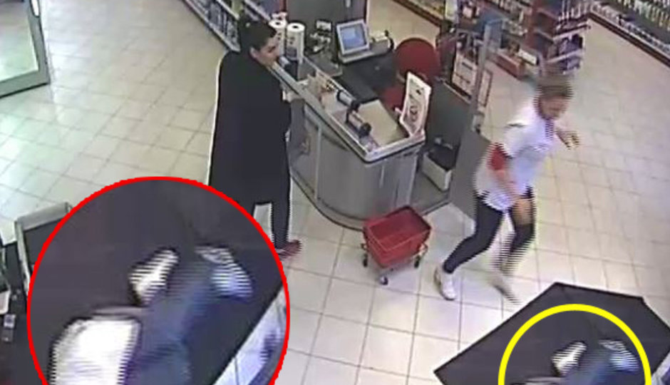 Agresivní lupič v drogerii: Zranil dvě prodavačky, utekl s prázdnou