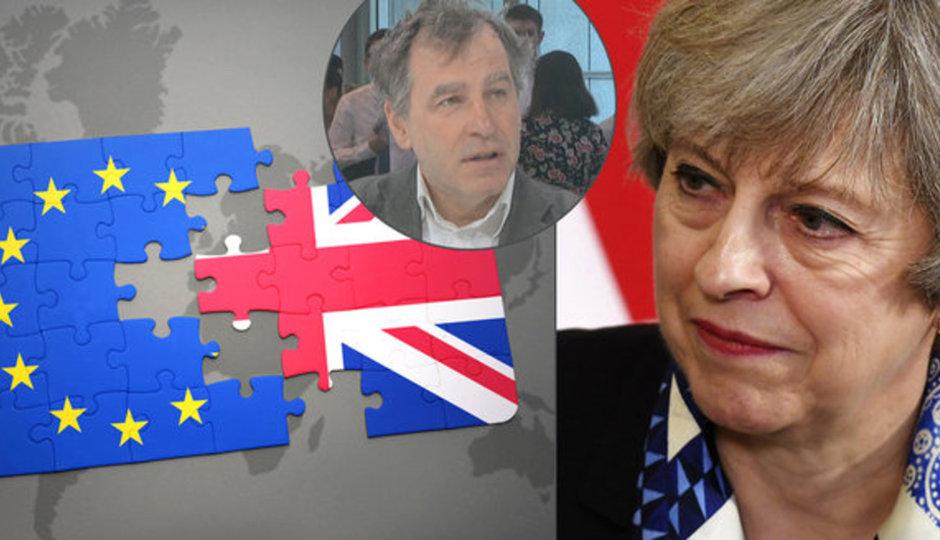 Europoslanec Niedermayer o Brexitu: Británie má v ruce slabší karty