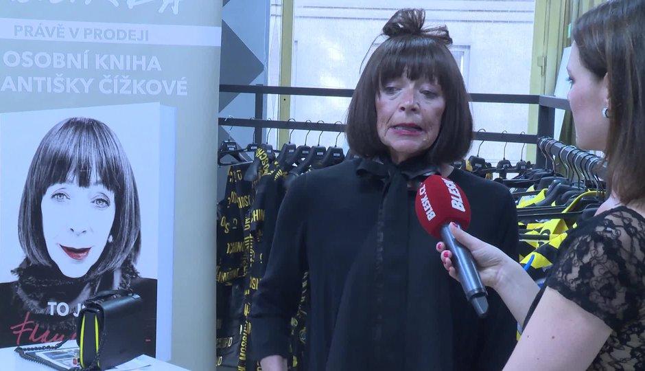 Františka Čížková: V knize odhalila duši! Jak přišla o dítě a zase jej našla!