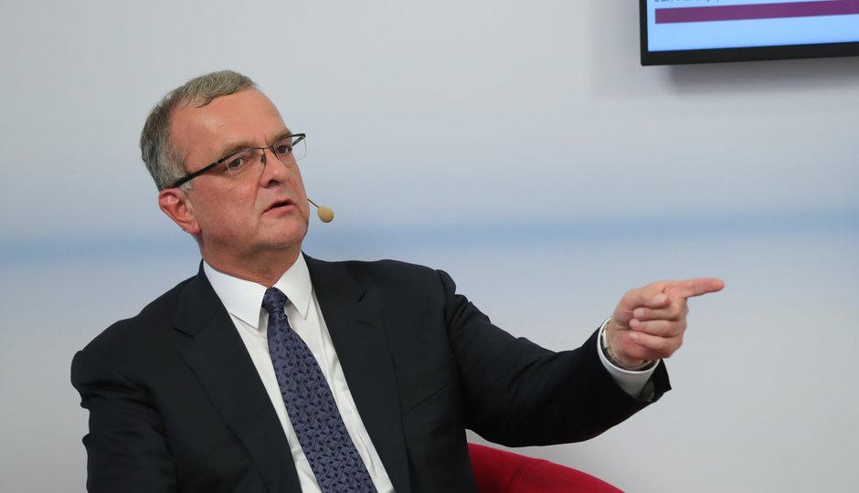 """Kalousek na grilu v debatě Blesku: """"Profesor demagogiky"""" a milovník vína"""""""
