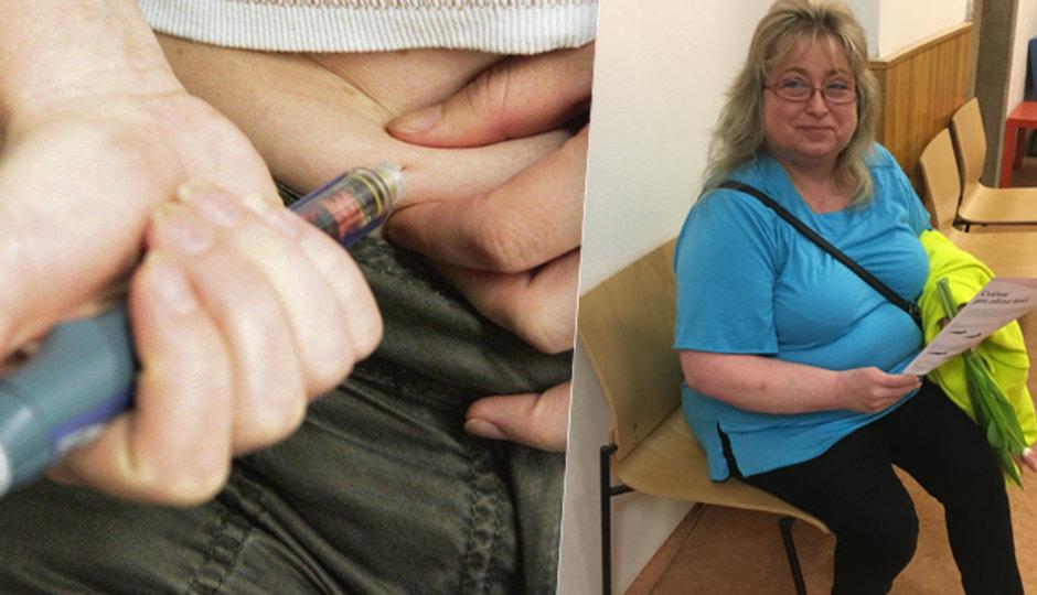 Eva (43) onemocněla cukrovkou po těžkém rozvodu, v rodině ji nikdo neměl