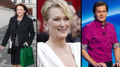 Adamovská o setkání se Streepovou! A Pouva se musí krášlit!