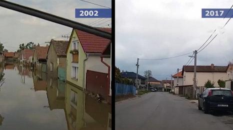 Záleznice před 15 lety smetla voda. Jak se tam žije dnes?