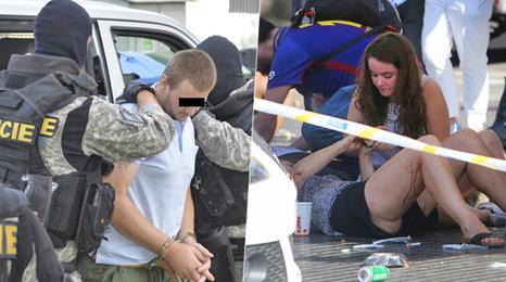 Teror na rušné třídě v Barceloně. A obvinění za masakr na Jičínsku