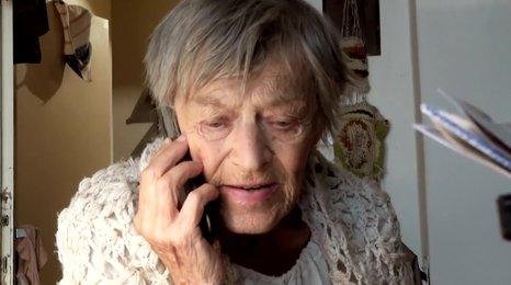 Hořký konec Luby Skořepové (†93) zaznamenal film SAMA: Zoufalá prosí kamarády!