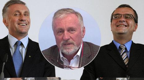 Mirek Topolánek pro Blesk: Takhle chodí vyjednávání o nové vládě