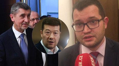 Ministr Chvojka (ČSSD): SPD jsou expremisté. Koalice s ANO a KSČM není standardní