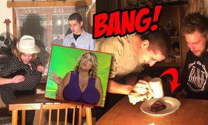 Bang: Jak Halina shodila 4 kila během minuty! A recept na chutné brownies