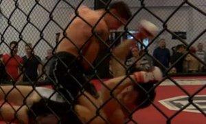 Cesta k zápasu MMA 4