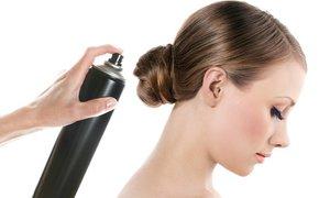 Jak používat lak na vlasy, aby účes nebyl slepený a vydržel celý den