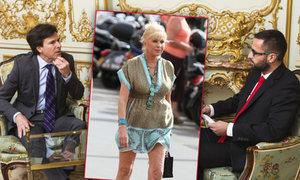 Nahradí vážně Trumpová končícího velvyslance v Praze? Trump může poslat, koho chce...