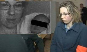 Matka stvůra: Jedno dítě hodila z okna, druhé zřejmě utýrala