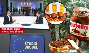 Kvůli palmovému oleji rakovina? Nutelly už se nepřejídám, svěřil se europoslanec