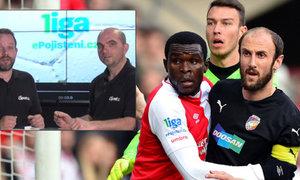 RENTGEN: Slavia školila Plzeň ve standardkách, Limberský v obraně vyhořel