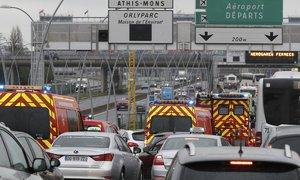 Na letišti Orly v Paříži se střílelo: Jeden mrtvý