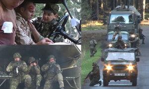 Jak cvičí česká dělostřelecká brigáda: Stropnický ji chce posílit nákupem houfnic Dana