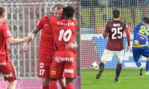 TOP góly 24. kola: Dárek od Sparty, sprinty i parády ze Zbrojovky