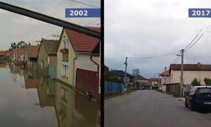 Zálezlice před 15 lety smetla voda. Jak se tam žije dnes?