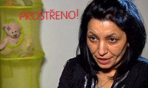 Dana v Prostřeno: Jsem cikánka! Na Romy si hraje jen nižší třída! Blbí ze sebe dělají, co nejsou!