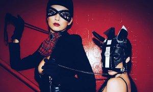 Erotický klub v LA nabízí orgie, masky i sado maso