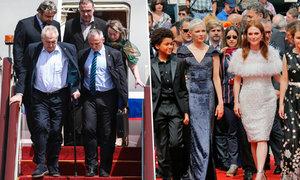 Strach o Zemanovo zdraví. A festival v Cannes je v plném proudu