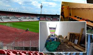Slavia může slavit titul na Strahově: Dlužíme mu to, zní z klubu