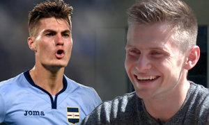 Krch o Schickovi: Může hrát v TOP klubu, má na fotbal skvělou povahu