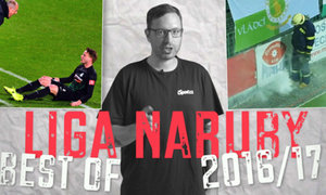 LIGA NARUBY TOP 30: Rada vs. Bazal, hádky, hasiči i fair play